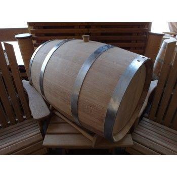 Бочка дубовая без крана 100 литров