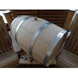 Бочка дубовая 100 литров с краном