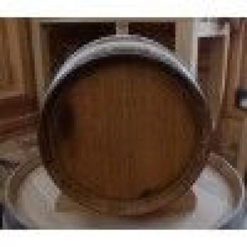 Бочка дубовая с вощёными торцами 9 литров