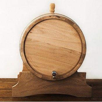 Бочка дубовая 130 литров