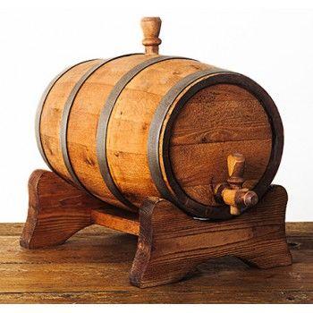 Бочка дубовая 40 литров
