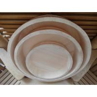 Деревянная посуда, сушиоке или хангири,
